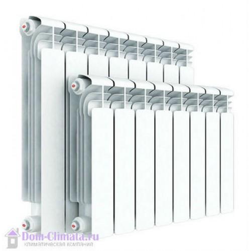 Алюминиевый радиатор Rifar Alum 350 10 секций