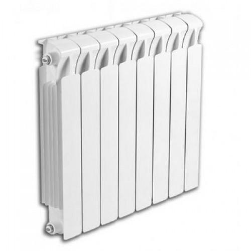 Биметаллический радиатор Rifar Monolit 500 8 секций