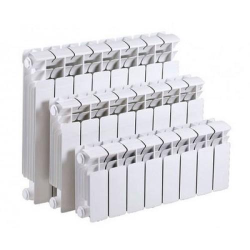 Биметаллический радиатор Rifar Base 500 8 секций